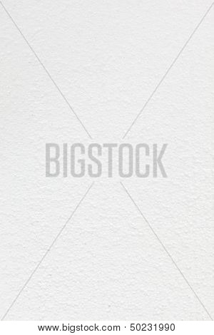 White Canvas Texture Background Polystyrene Foam