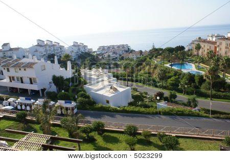 General, Aerial, Or Panoramic View Of Resort