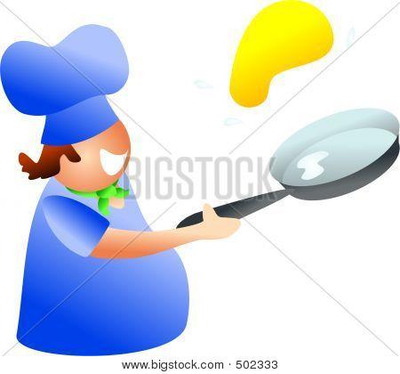 Chef de crepe
