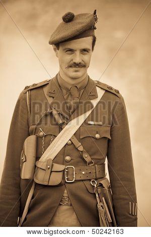 Worls War 1 Soldier