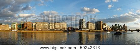 Vauxhall London Panorama