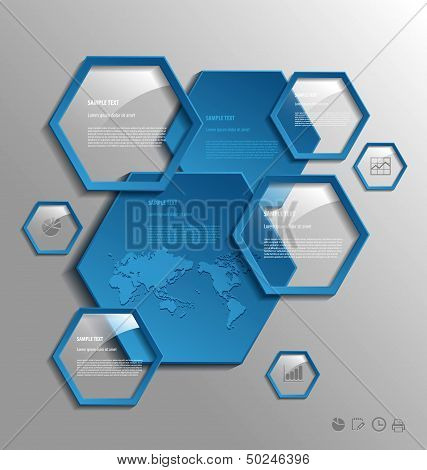 Stylized Presentation,option Template