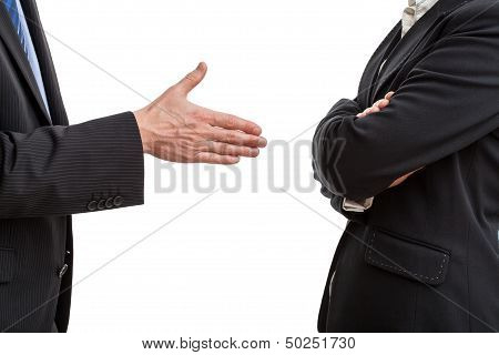 Try Of Handshaking