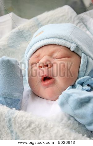 After Childbirth, Newborn Baby.