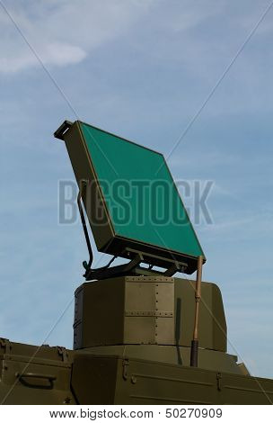 Radar Antenna For Air Defence