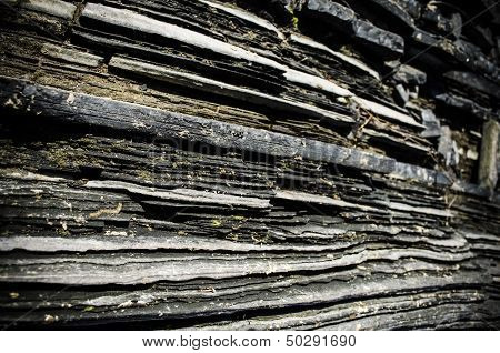 layered rock texture