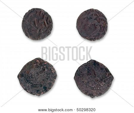 Coins of 14 centuries