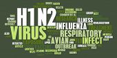 pic of avian flu  - H1N2 Concept as a Medical Research Topic - JPG