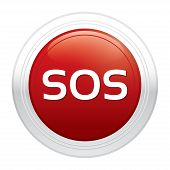 foto of sos  - Sos button - JPG