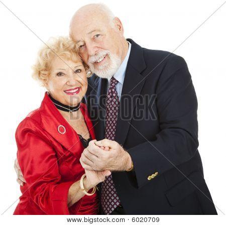 Romantic Senior Dance
