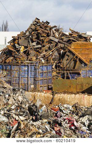 Scrapyard View