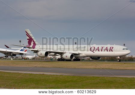 A340 Qatar Airways