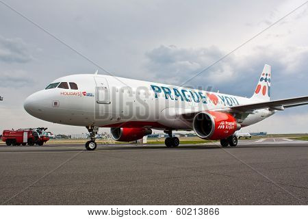 A320 Holidays Czech Airlines