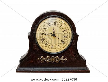 Very Old Retro Antique Clock
