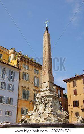 Obelisk For The Pantheon