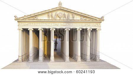 Temple Artemis