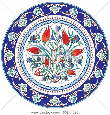 Oriental Ottoman Design
