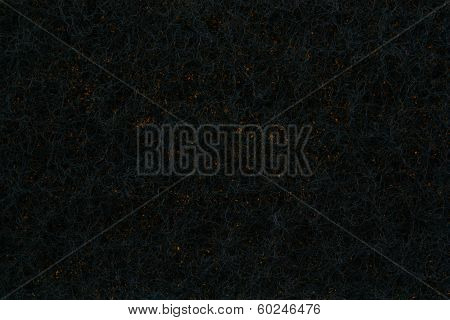 Dark Background With Yellow Backlight