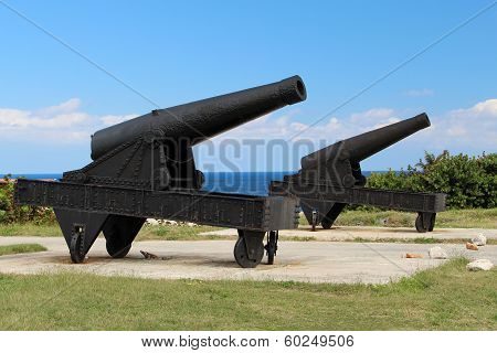Two Cannon
