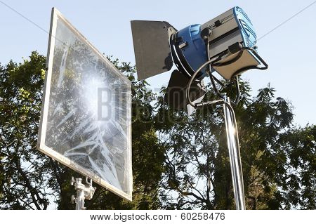 Professional Movie Lighting Equipment