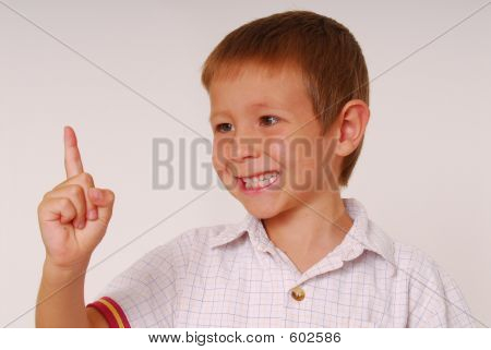 Expressive Kid 13
