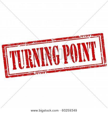 Turning Point-stamp