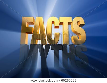 Facts Vanquish Myths