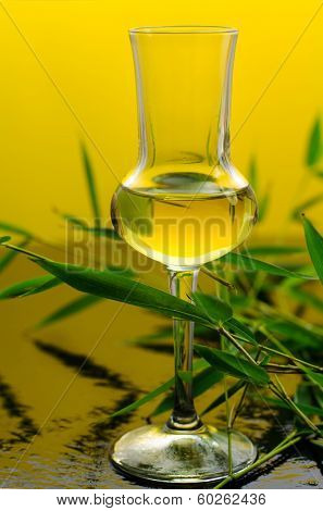 Bamboo Liqueur