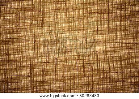 Flax textile texture