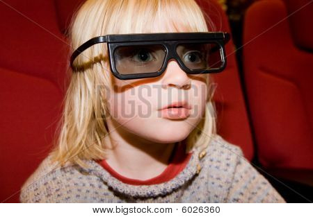 Child 3D Virtual Film Cinema