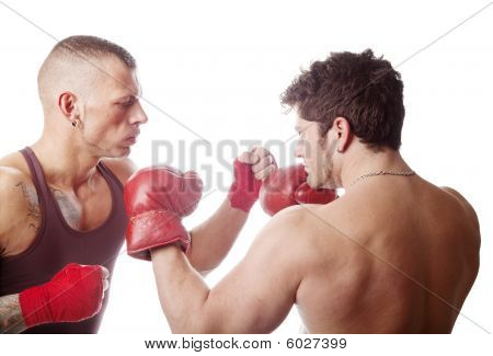 Boxing Men