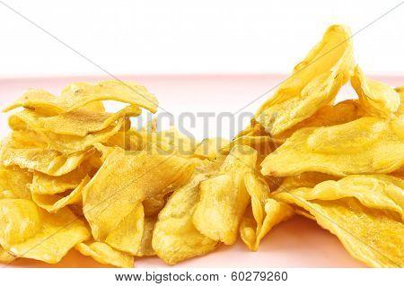 Cassava Fried Mountain