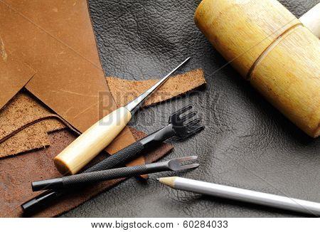 Leathercraft equipment