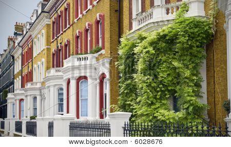 Elegant Houses at London.