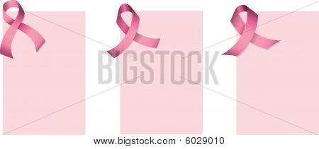 Pink Awareness Background