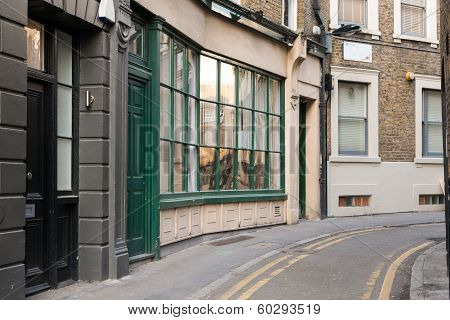 London Back Street (1)
