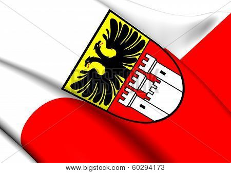 Flag Of Duisburg