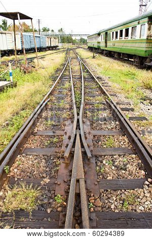 Railway Crisscross