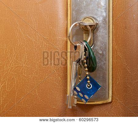 The Key In The Door