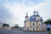 Cathedral of the Resurrection in Vologda city