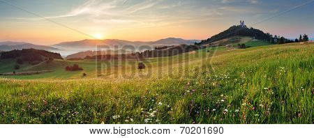 Slovakia - Banska Stiavnica, Calvary
