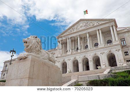 The portuguese Parliament