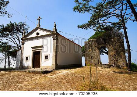 Chapel - Our Lady Of Bonanca, Esposende