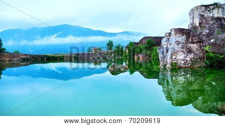 Tapa lake