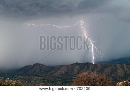 Desert Lightning