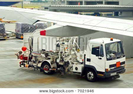 Sludge Vacuum Truck