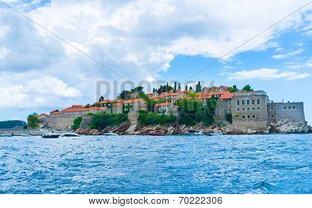 The St Stefan Islet