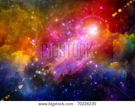 Lights Of Nebula