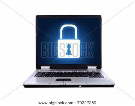 Laptop Locked