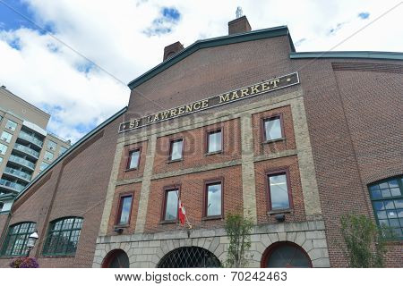 St. Lawrence Market - Toronto, Canada